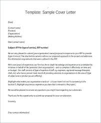 Unsolicited Proposal Template Delectable 48unsolicited Proposal Example Lettering Site