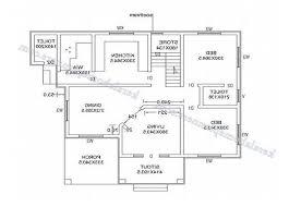 4 bedroom modern house plans two story fresh 4 bedrooms double floor kerala home design 1820