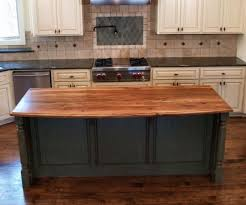 butcher block kitchen island designs spalted pecan custom wood countertops butcher block countertops