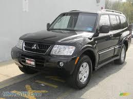 2004 Mitsubishi Montero Limited 4x4 in Solano Black Pearl - 005397 ...