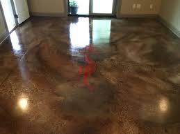 stained concrete floor basement. Brilliant Stained Interior Stained Concrete Basement Floor Artic Stone Coco Bean U0026  Espresso  Greenville To
