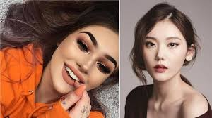 american makeup vs korean makeup know the differences