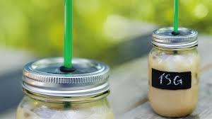 Decorating Mason Jars For Drinking DIY MASON JAR CUP YouTube 30