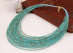 <b>New Fashion Bohemian</b> Bead Necklaces <b>fashion</b> necklaces for ...