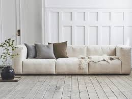 Image Grey Leather Haymagssofaremodelista584x438jpg Remodelista Mags Soft Module Sofa