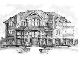Beach View House Plan  House Plans By Garrell Associates IncView House Plans