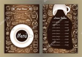 Coffee Menu Template Magdalene Project Org