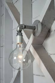electric wall sconces modern lighting. Industrial Light Electric - Wall Sconce Pipe Sconces Modern Lighting