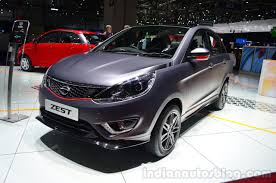 new launched car zestTata Zest unveiled at Geneva Motor Show