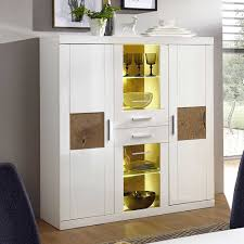 Highboard Esszimmer Esszimmer Highboard Cempino In Grau
