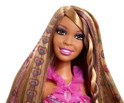 Barbie Hairstyles 62 Inspiration BARBIE Hair Tattoos™ Doll African American