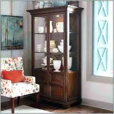 cabinet glass doors white furniture oak s good light for display oxford with bathroom wall