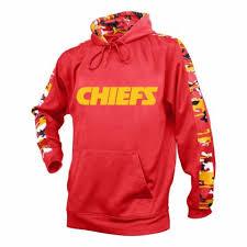 Chiefs Hoodie Zubaz gold City Camo Red Store Kansas