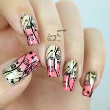 Stamped Gradient Nail Art with Video Tutorial - Lucy's Stash