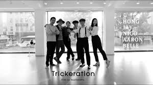 Line dance) 라인댄스 트리커레이션 Trickeration (Moving + Fixed) - YouTube