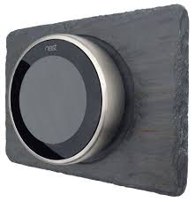 thermostat trim plate for nest