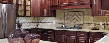 dark cabinets and kitchen color schemes