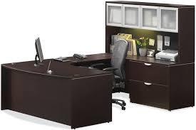 innovative u shaped office desk homey idea espresso office desk unique ideas u shape office desk