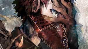 Kai Chisaki character from My hero ...