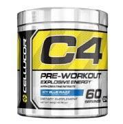 cellucor c4 explosive preworkout 0 85 lb icy blue razz