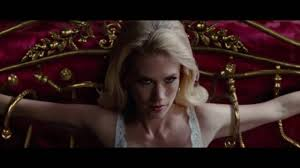 Emma Frost Hot telepathic bed bondage Scene YouTube