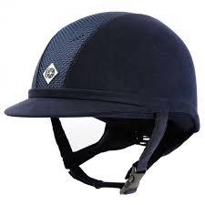Charles Owen Navy Ayr8 Helmet