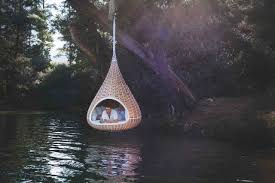 Hanging Tree House Hanging Birdhouse Shaped Hut For Humans