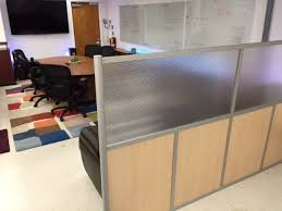 office room dividers. modern office partitions and room dividers by idivide