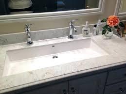 bathroom undermount sinks bathroom sinks trough sink bathroom sink boy bathroom guest bathroom double faucets porcelain