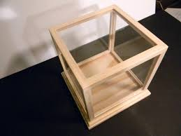 wooden display box wood display case protect that special item for years to come wooden display