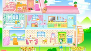 barbie house play the girl game online