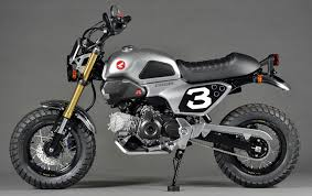 2018 honda motorcycle rumors. fine honda custom 2016 honda grom scrambler concept one amp two motorcycle in 2018  intended honda motorcycle rumors