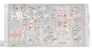 seeking guidance 1965 fisher ambassador vii a 690 page 3 today i made the following diagrams of all resistor and capacitor locations for the 59a power supply and amplifier i m willing to provide higher