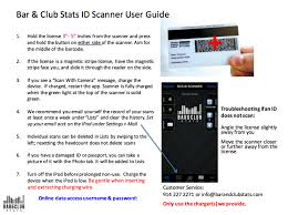 User amp; Bar Id App Scanner Guide Stats Club PxnqBgIw5C