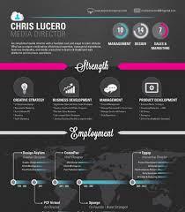 Top 5 Resume Infographics