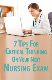 Importance of critical thinking in nursing  Pinterest