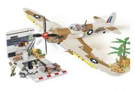 <b>Конструктор COBI Supermarine</b> Spitfire Maintenance Hangar COBI ...