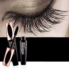 BUSKY Mascara Cream 4D Silk Fiber Eyelash ... - Amazon.com