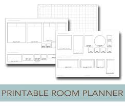 Printable Room Planner To Help You Plan Your Layout Life