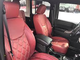 jeep wrangler pink seat covers