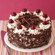 Kroger Black Forest Cherry Cake