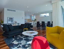 Transitions Polished Concrete Floor  Environmentally Friendly Space Furniture Brisbane Australia