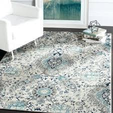 large gray area rug round grey medium size of bed bath