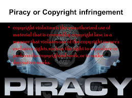 Copyright Infringement Piracy Or Copyright Infringement Ppt Download
