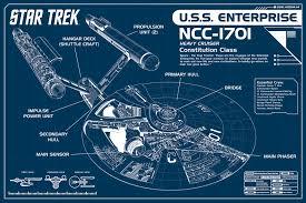 schematic uss enterprise the wiring diagram star trek tos uss enterprise cruiser schematic 24x36 poster tv schematic