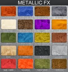 Ctm Epoxy Color Chart Metallic Epoxy Metallic Epoxy Floor Coatings Garage
