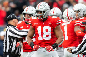 Ohio State Roster 2018 Depth Chart Ohio State Releases Depth Chart Availability Report For