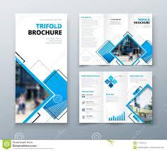 Tri Fold Brochure Design Corporate Business Template For