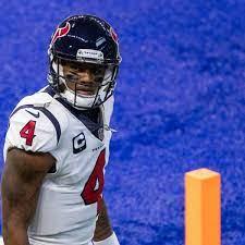Houston Texans DL Shaq Lawson Talks QB ...