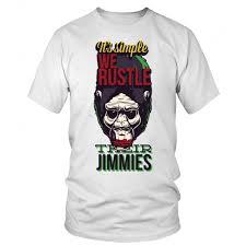 It's <b>Simple We Rustle</b> Their Jimmes Illustration Men Tees - T-shirt ...